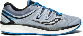 Saucony Hurricane Iso 4 Herr Grey/Blue/Black