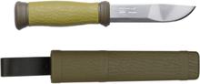 Morakniv Outdoor 2000 kniver Grønn OneSize