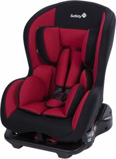 Safety 1st 2-i-1 autostol Sweet Safe 0 + 1 rød 8015765000