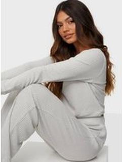 DORINA WAFFLE Pyjamas Grey