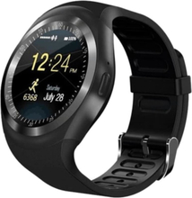 Technaxx TrendGeek TG-SW1 Smartwatch, mobiltelefon, fitnessspårare