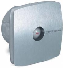 Cata X-Mart 10 vifte m/hygrostat & timer, Rustfrit stål