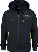 Xbox - Logo -Hettejakke - svart