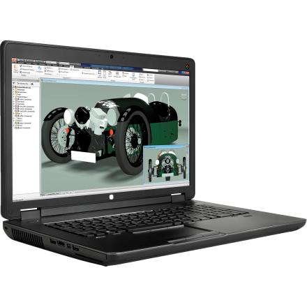 HP ZBook 17