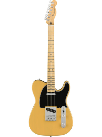 Fender Player Telecaster, MN, BTB el-gitar butterscotch blonde