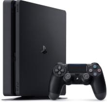 Sony PlayStation 4 Slim 512GB SSD Sort
