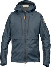 Fjällräven Keb Eco-Shell Jacket Mens, Dusk