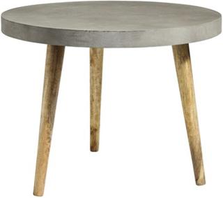 Nordal betong matbord - Runt