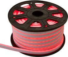 Ljusslang LED Neoled Flat Röd