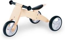Kombi Trehjuling och Springcykel, Charlie/Natur