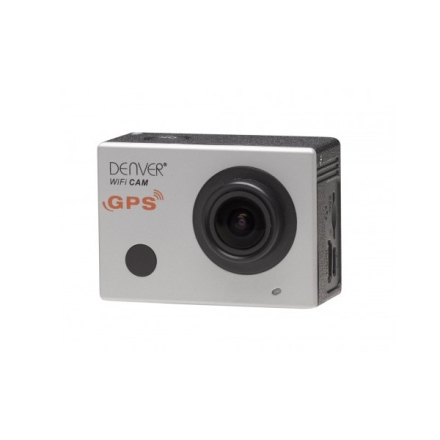 Sportkamera Denver Electronics ACG-8050W 16 Mpx FULL HD Svart Silvrig