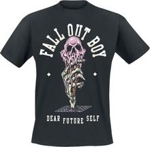 Fall Out Boy - Dear Future Self -T-skjorte - svart