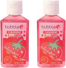 Hand Sanitiser Gel Duo, BubbleT Handsprit