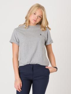Ralph Lauren, CN TEE, Grå, T-shirt/toppe till Dreng, XL