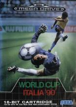 World Cup Italia 90 - Megadrive (käytetty)