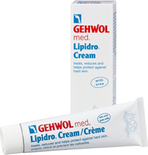 Gehwol Lipidro Cream Fotkräm 125 ml