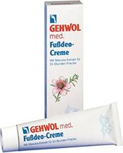Gehwol Fussdeo-Creme Fotkräm