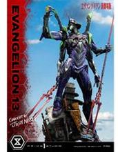 Prime 1 Studio Evangelion: 3.0 Ultimate Diorama Masterline Statue (Concept By Josh Nizzi) - Unit 13