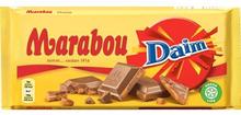 Mjölkchoklad med Daim