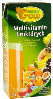 Multivitamin Dryck 30%
