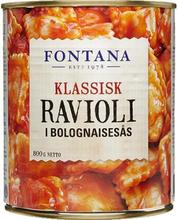 Ravioli Bolognese