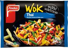Wok Thai Style, Big pack