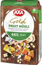MÜSLI GOLD FRUIT