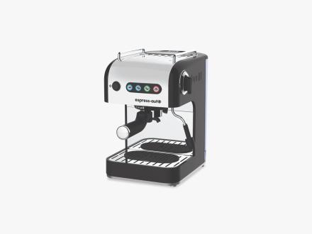 espressomaskine espress-auto (4 in 1)