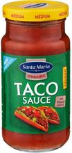 Organic Taco Sauce Medium