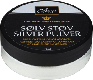 Silver pulver