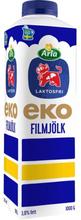Laktosfri ekologisk filmjölk