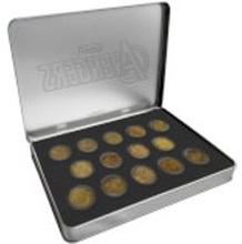Marvel Sammelmünzen Edition Set (14 Münzen) - Zavvi Exklusiv (Limitiert auf 500 Exemplare)