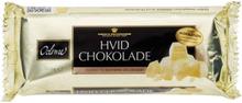 Blockchoklad Vit
