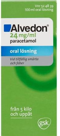 Feber&Värk Barn oral lösning