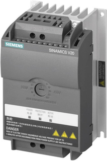 Siemens 6SL3201-2AD20-8VA0 Bremsemodul Siemens Sinamics V20