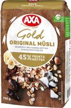 Müsli Gold Original Med Nötter
