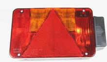 RADEX 5800 BAGLYGTE VENSTRE KOMPLET