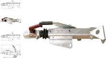 WAP 35.2 - Påløbsbremse for HUMBAUR trailere 1750 - 3500 KG