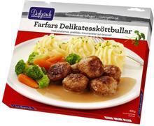 Farfars Delikatess Köttbullar