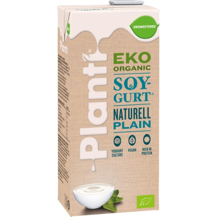 Soygurt EKO Naturell