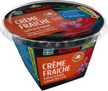 Crème Fraîche Saffran Tomat 27%