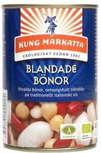 Blandade Bönor