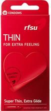 Extra tunna & profilerade kondomer