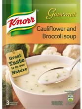 Blomkål & Broccoli Soppa