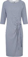 Bekväm jerseyklänning från Uta Raasch blå