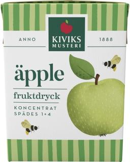 Äpple Fruktdryck Konc