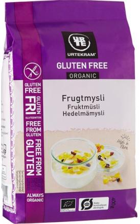 Fruktmüsli Glutenfri