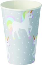 Bägare Unicorn 0,2l