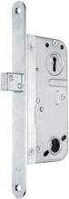 Godkänt tillhållarlåshus ASSA 90001 Osymmetrisk