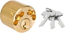 Rund enkelcylinder för insidan ASSA Basic 1313 utan kopieringsskydd